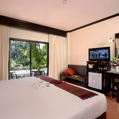 The Waterfront Deluxe Rooms